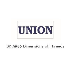 มิติเกลียว Dimensions of Threads